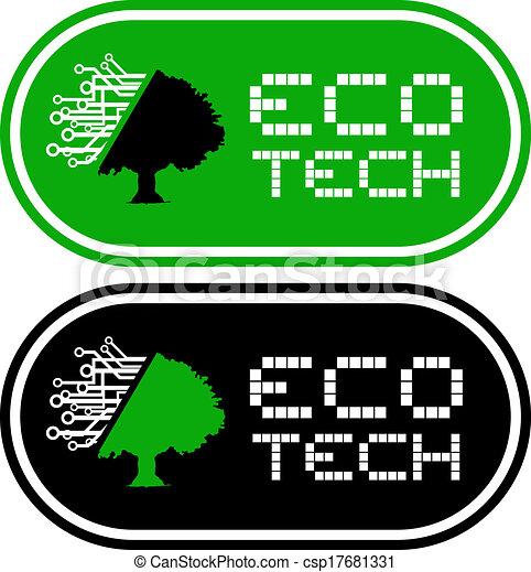eco, 技術 - csp17681331