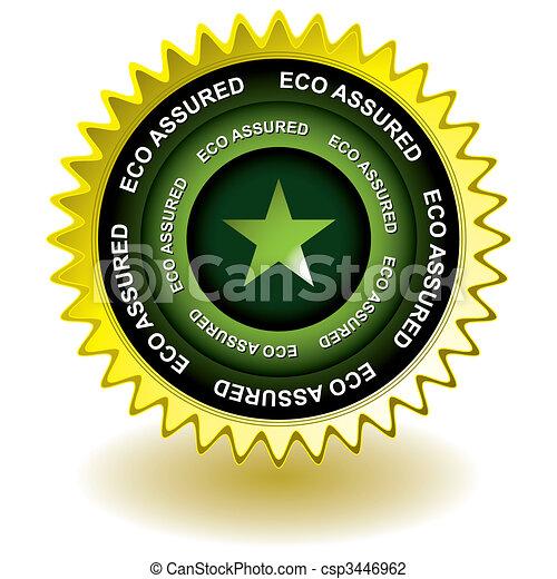 Un icono de oro garantizado - csp3446962