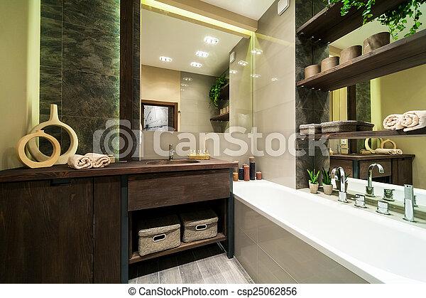 Badkamer Romeinse Stijl : Badkamer stijl. oude stijl badkamer interieur in amerikaanse huisje