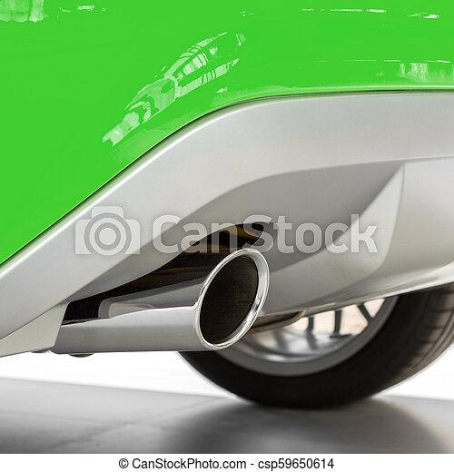 Eco car - csp59650614