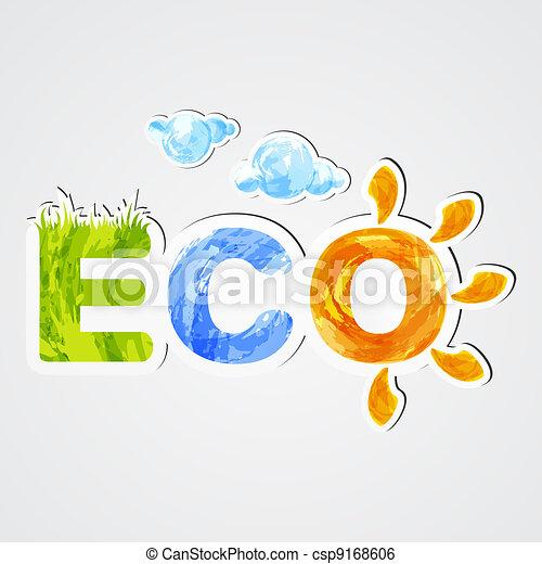Eco - csp9168606
