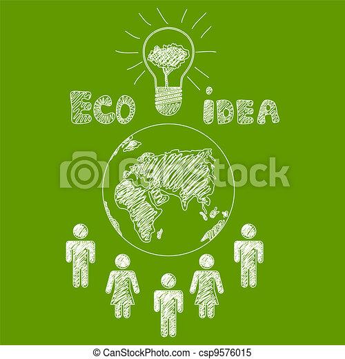 Diseño económico - csp9576015