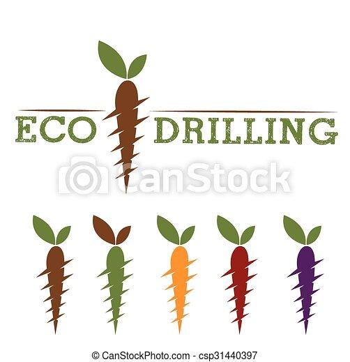 eco drilling - csp31440397