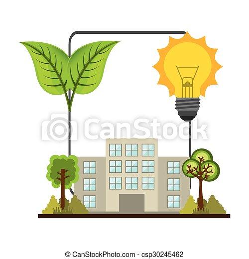Energía económica - csp30245462