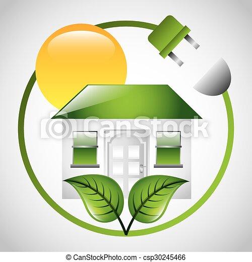 Energía económica - csp30245466