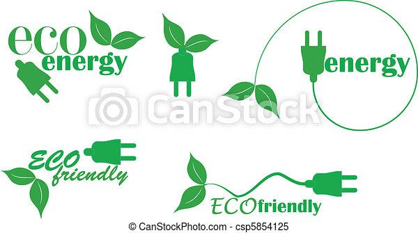 Energía económica - csp5854125