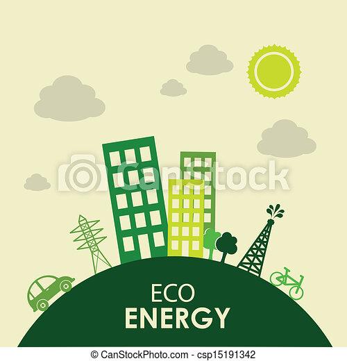 Energía económica - csp15191342
