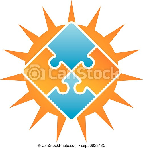 Solución de energía económica - csp56923425