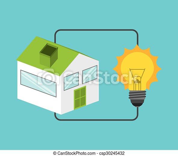 Energía económica - csp30245432