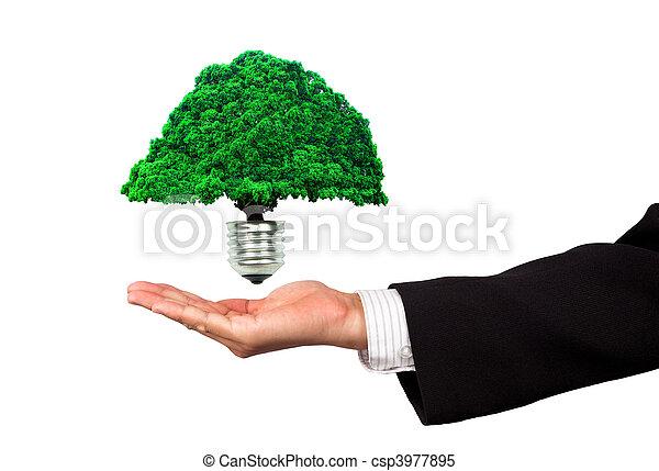 eco energy  - csp3977895
