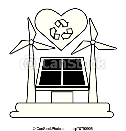 Cartoon Solar Panels, Cartoon Icons, Solar Icons, Cartoon Clipart PNG and  Vector with Transparent Background for Free Download