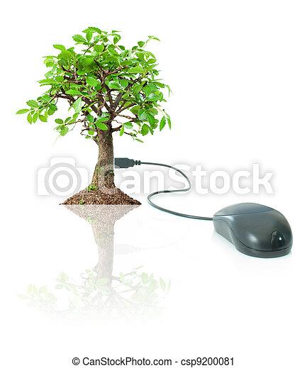 Eco friendly technology - csp9200081