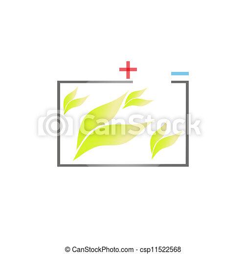 Eco green energy - csp11522568