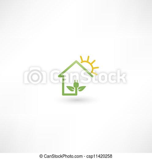 Eco green energy - csp11420258