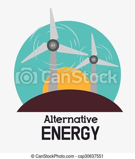 Eco green energy - csp30637551