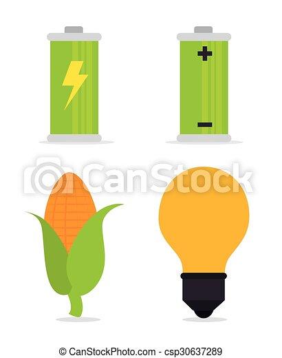 Eco green energy - csp30637289