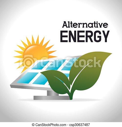 Eco green energy - csp30637487