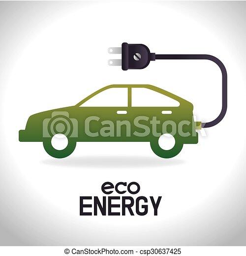 Eco green energy - csp30637425