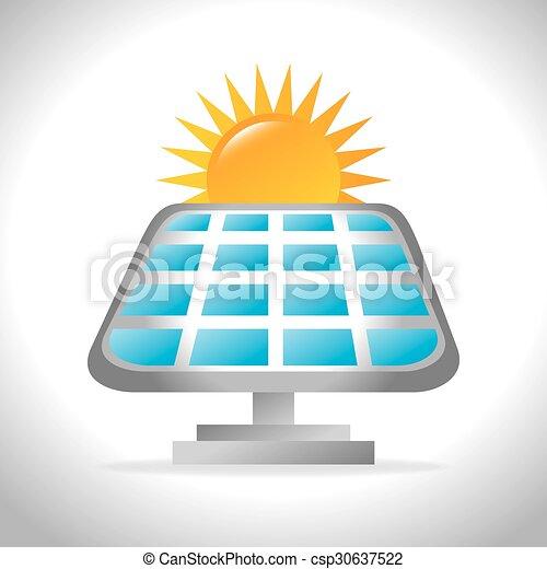 Eco green energy - csp30637522