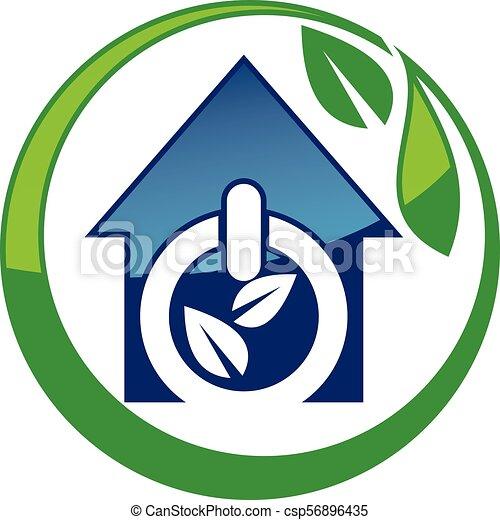 Eco energía casera - csp56896435