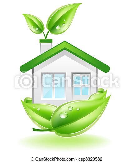 Eco House Nest - csp8320582