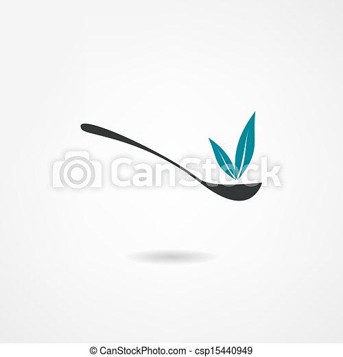 eco icon - csp15440949