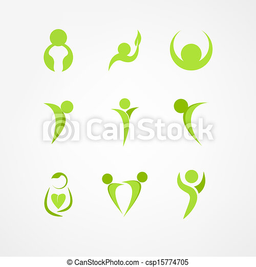 eco icon set - csp15774705
