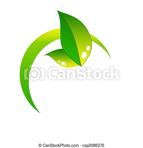 eco, icona - csp2086376