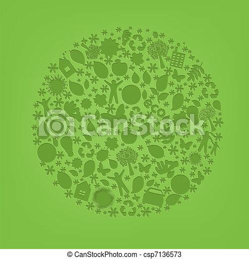 Eco Planet - csp7136573