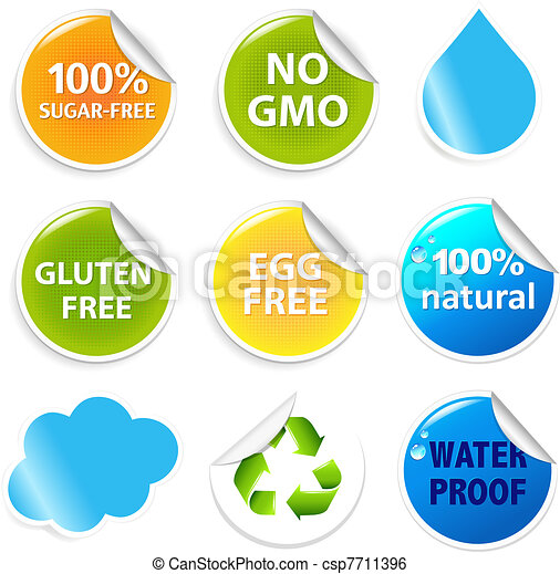 Eco Symbols - csp7711396