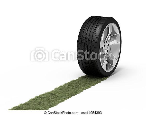 ecológico, conceito - csp14954393