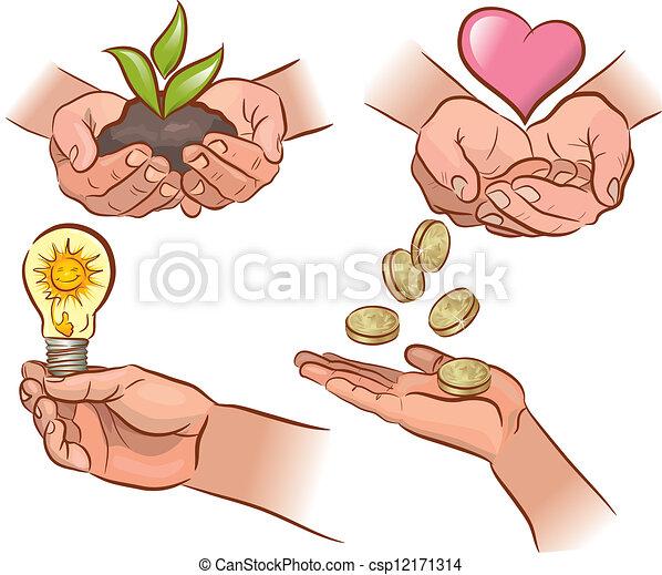 Ecología, economía, salud. - csp12171314