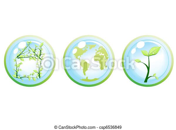 Ecología verde - csp6536849
