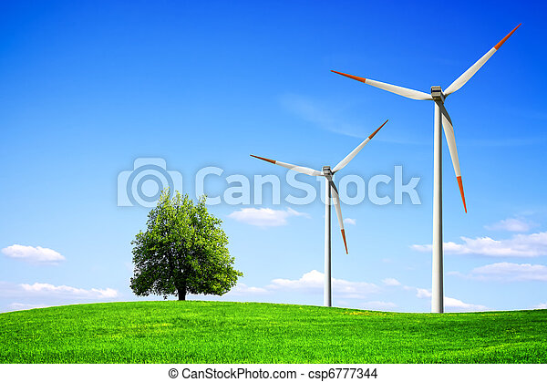 ecologia - csp6777344