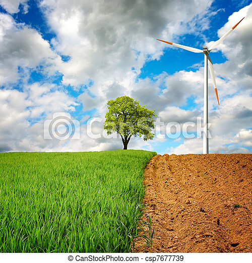 ecologia - csp7677739