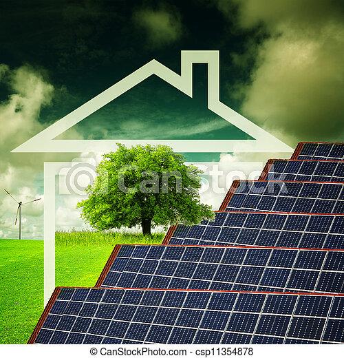 ecologia - csp11354878