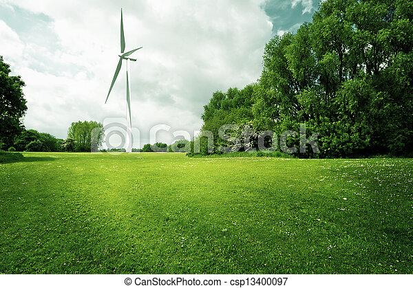 ecologia, potere - csp13400097