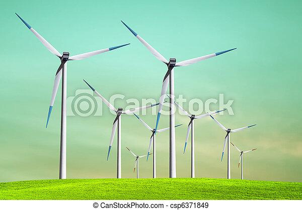 ecologia, verde - csp6371849