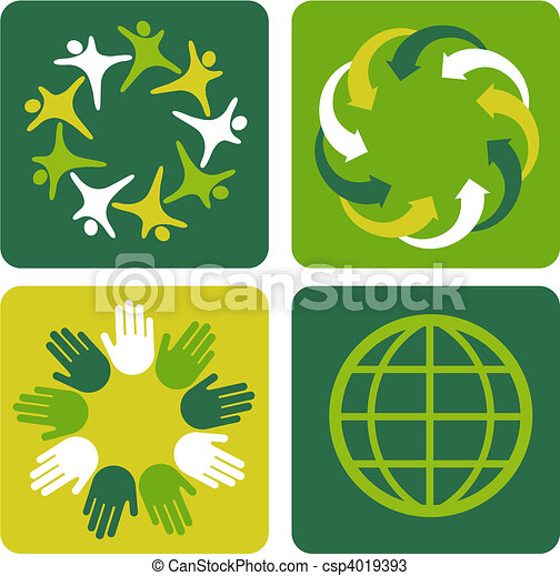 Ecological backgrounds 2 - csp4019393
