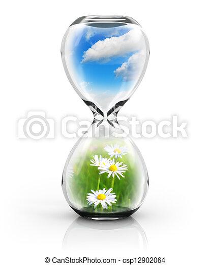 Ecological concept - csp12902064