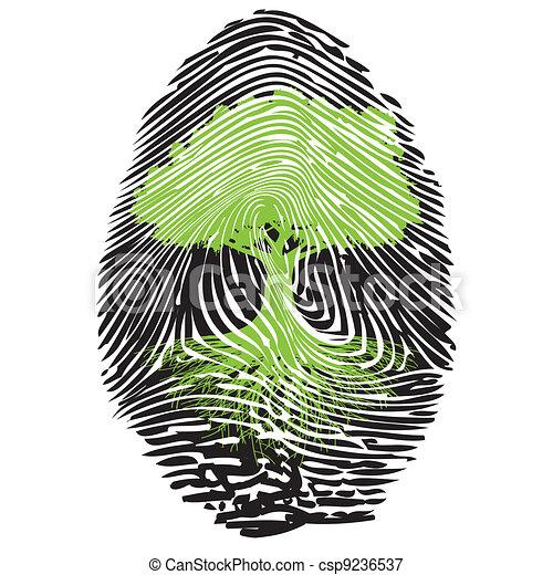 Ecological signature - csp9236537