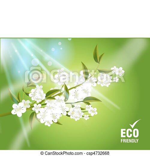 ecologie, concept - csp4732668