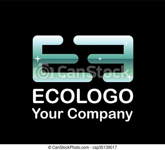 Ecologo Company - csp35139017