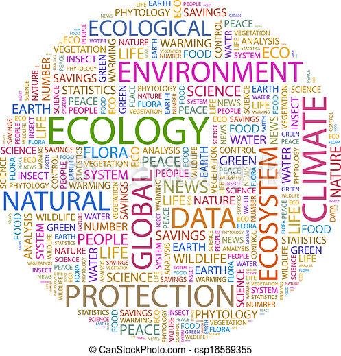 Ecologia. - csp18569355