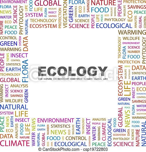 Ecologia. - csp19722803