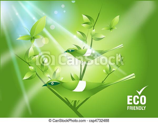 Ecology concept - csp4732488