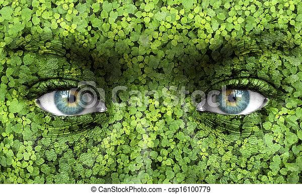 Ecology concept - csp16100779