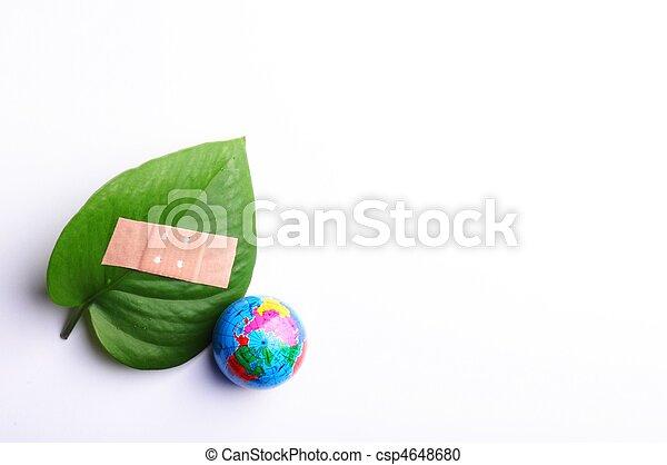 ecology concept - csp4648680