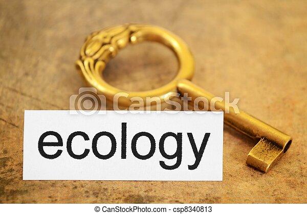 Ecology concept - csp8340813