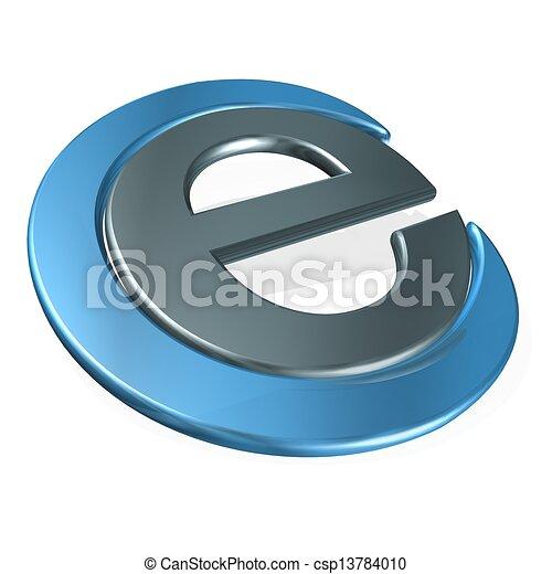 Ecommerce Button - csp13784010